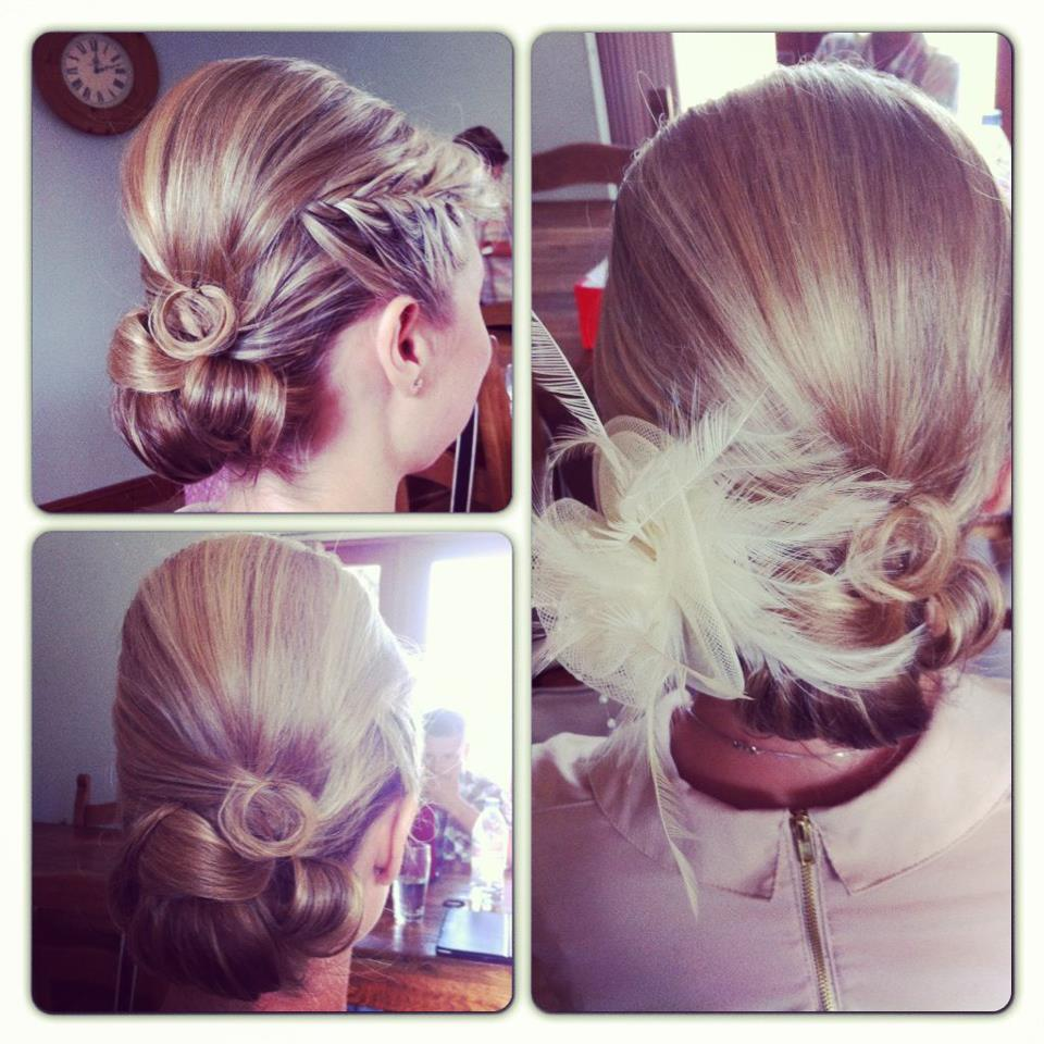 Bridal Hair and Makeup by Sarah Swain